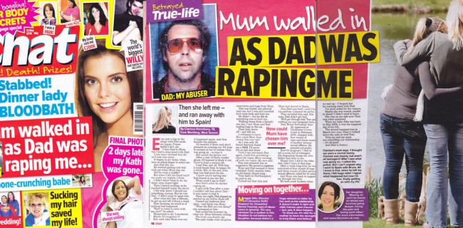 Mum Ran Away With My Rapist