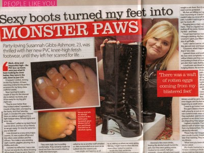 Monster Paws