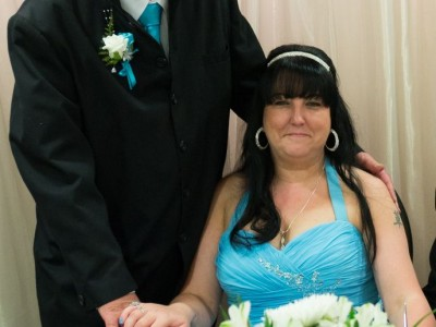 I found my dad after 33 years on Facebook and he walked me down the aisle