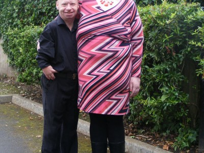 I lost TWO times the size of my husband in weight
